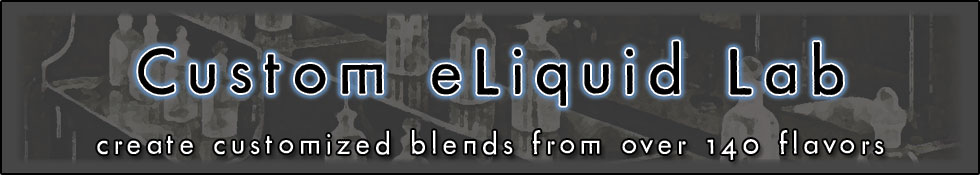 Custom e-Liquid Lab