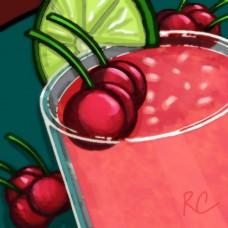 Cherry Limeade Serenade - Frontier Vapor e-Liquid