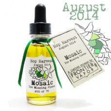 August 2014 Hop Harvest - Mosaic: The Missing Pieces - Limited Edition e-Liquid