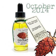October 2014 Hop Harvest - Orchard: Dry Hopped Cider - Limited Edition e-Liquid