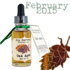 February 2015 Hop Harvest - Oak Aged - Limited Edition e-Liquid